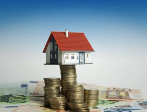 Steeds meer huizen boven water